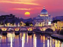 roma-al-tramonto-rome-information